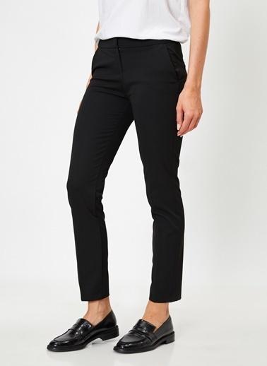 Koton Koton Siyah Pantolon Siyah